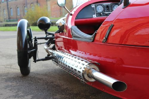 3 Wheeler Sports Exhausts